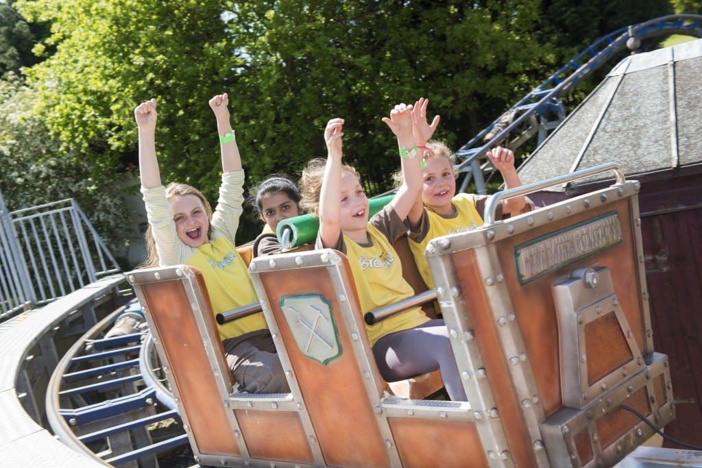 Brownies Rollercoaster Activities
