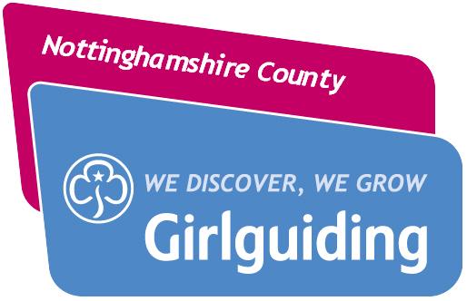 Girlguiding Nottinghamshire Logo