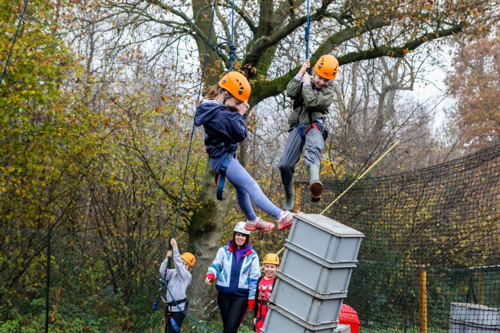 Girlguiding Camp Activities