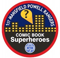Mansfield Powell Rangers Badge