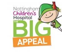 Children's Hospitals Big Appeal Badge
