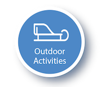 Girlguiding Outdoor Activities Icon