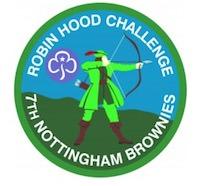 Robin Hood Challenge Badge