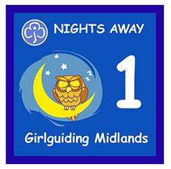 Nightsaway Badge