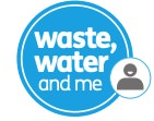 Waste Water and Me Badge
