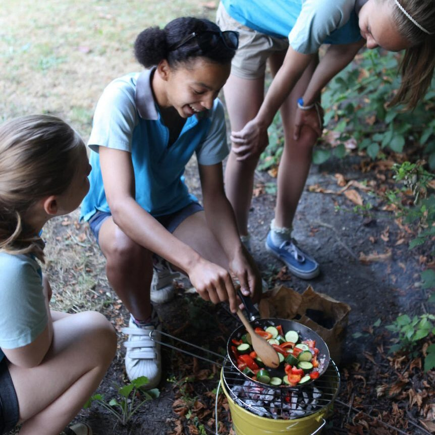 Guides Activities Outdoor Camping