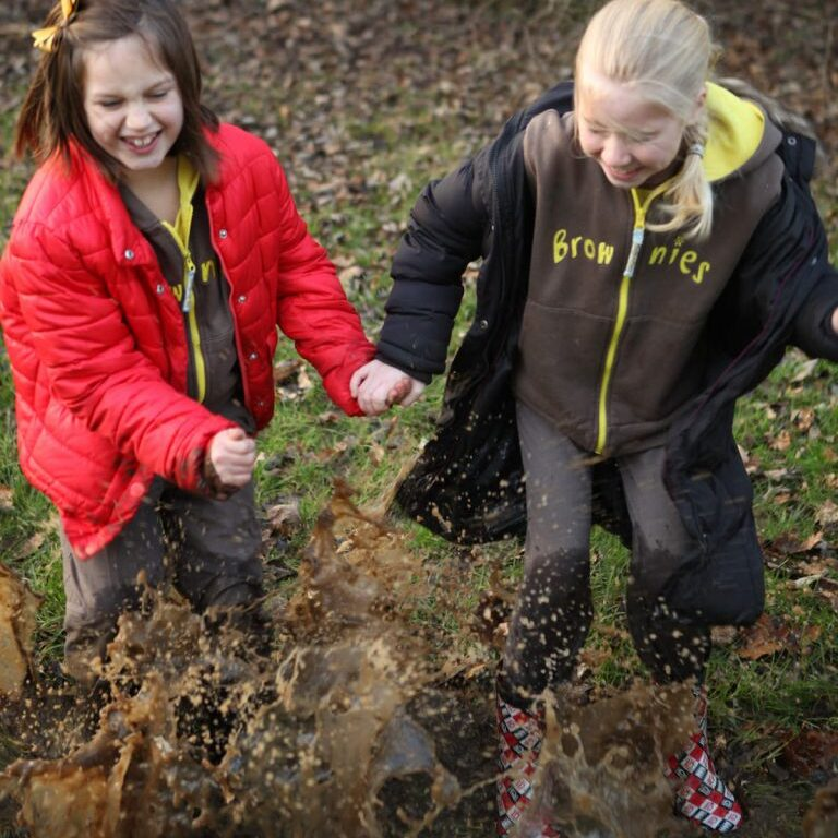 Brownies Outdoor Activities